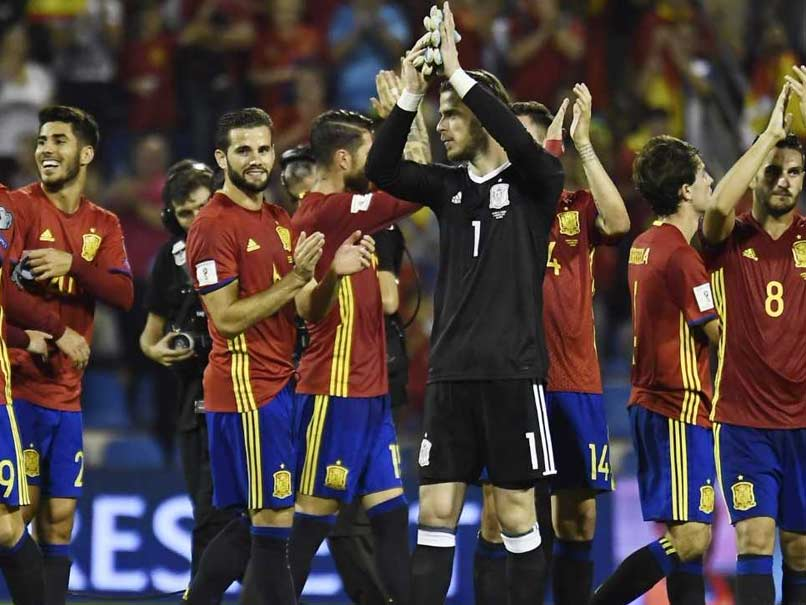 Spain Punch 2018 FIFA World Cup Ticket, Serbia Made to Wait