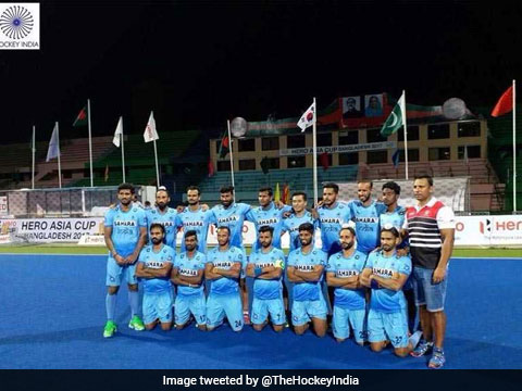 Asia Cup Hockey 2017: India hold South Korea 1-1 in their first Super 4s match