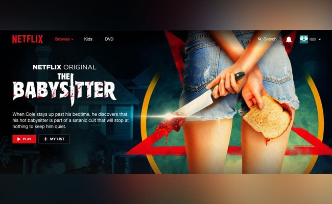 Can You Spot What's Wrong With 'The Babysitter' Cover Pic From Netflix?