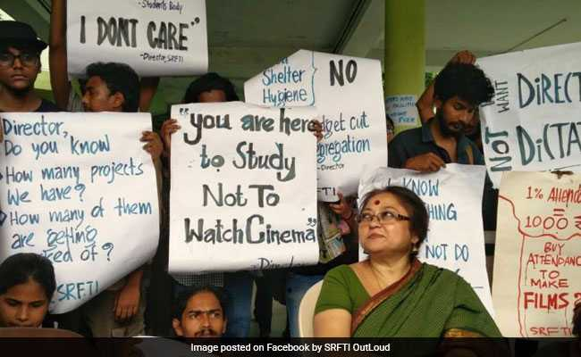 Satyajit Ray Institute Stalemate On, Director 'Barred' From Entering Campus