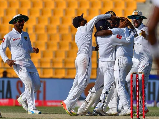 Chasing 136, Pakistan Collapse For 114 Against Sri Lanka To Lose 1st Test
