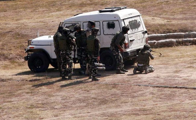 3 Terrorists Who Attacked BSF Camp Near Srinagar Airport Killed