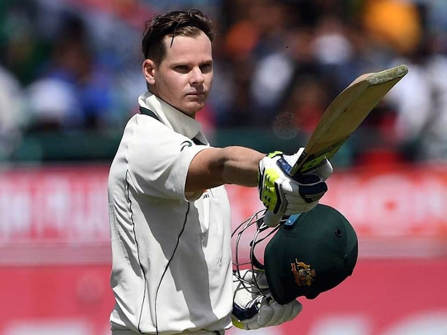 How Steve Smith Informally Became Australias Test Captain Over Drinks
