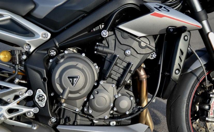 street triple rs engine