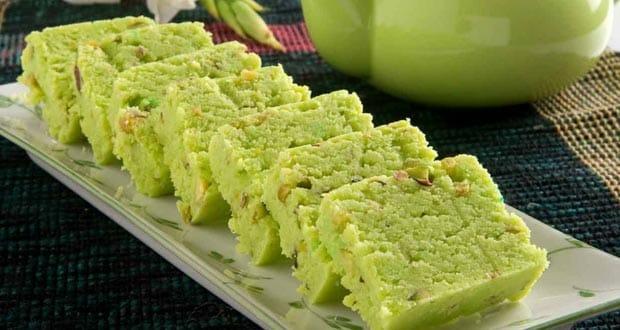 Faldhari Badam ki Barfi (Sugar free)
