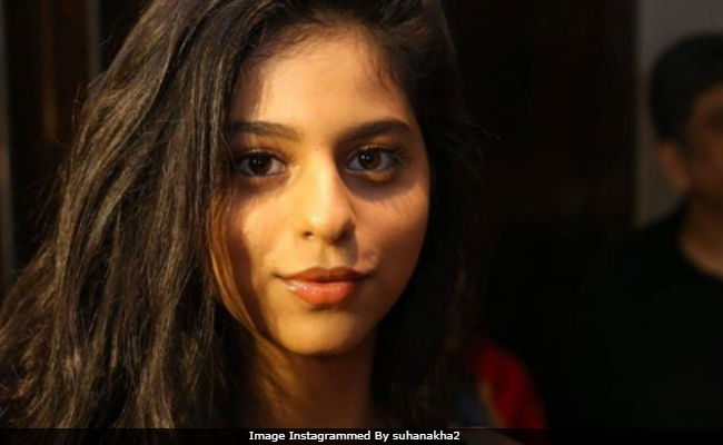 Suhana Khan Looks Cute In This Pic But The Comments Are Vile