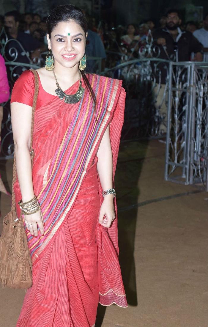 sumona chakravarti durga puja ndtv