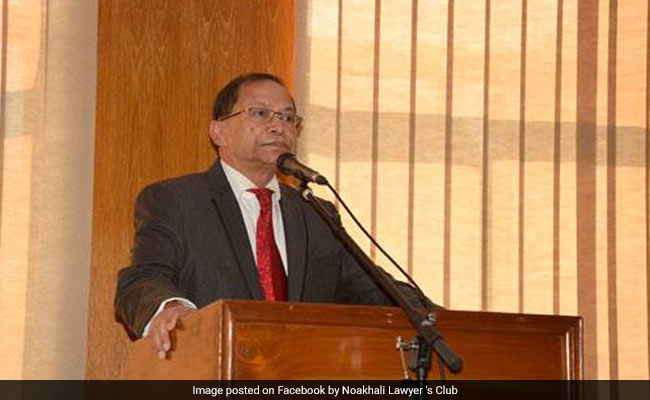 Arrest Warrant Against Ex-Bangladesh Chief Justice Surendra Kumar Sinha In Fraud Case