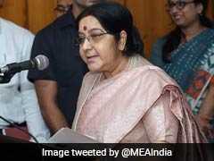 सुषमा स्वराज की आज चीन और रूस के विदेश मंत्रियों के साथ अहम बैठक