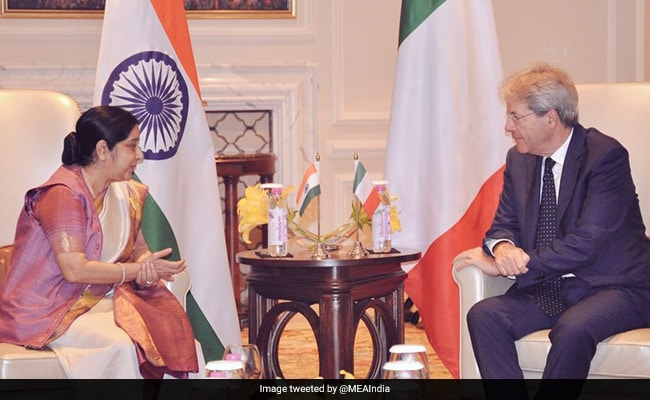Indian Students Attacked In Milan, Sushma Swaraj Asks Them Not To Panic