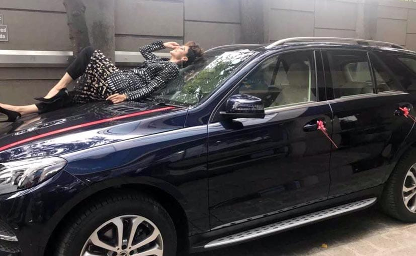 Judwaa 2 Actor Taapsee Pannu Buys Mercedes-Benz GLE