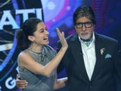 <i>Kaun Banega Crorepati 9</i>, Episode 44: Taapsee Pannu Brightened The Show With Her <i>Pink</i> Co-Star