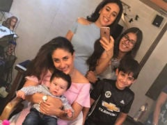 Taimur's First Birthday Plans Revealed By Aunt Karisma Kapoor