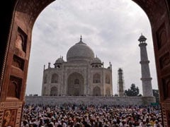 Taj Mahal A Hindu Temple Called Tejo mahal: BJP Lawmaker Katiyar