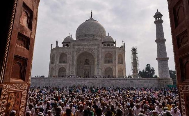 Taj Mahal A Hindu Temple Called Tejo Mahal: BJP Lawmaker Vinay Katiyar