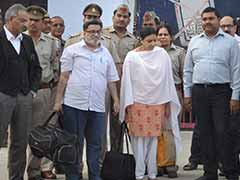 Freed After 4 Years, Talwars Go To Noida Home, Not Their Own