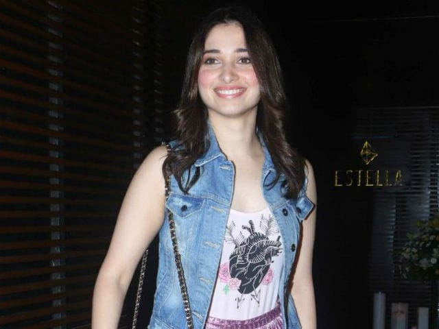 Tamannaah Bhatia 'Confident' About Recreating Queen's Magic In Telugu Remake