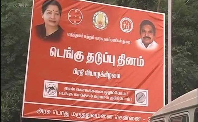 As OPS Meets PM Modi, His Party Asked About Saffron Hoardings In Chennai
