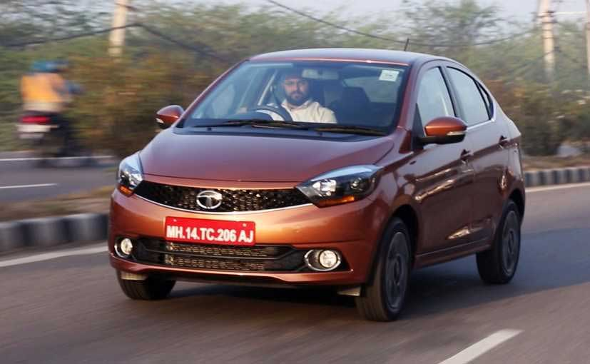 The touchscreen system is likely to be equipped with Android Auto and Apple CarPlay on the Tata Tigor