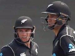 रॉस टेलर, टॉम लाथम ने जमाए शतक, न्यूजीलैंड ने बोर्ड एकादश को 33 रन से हराया