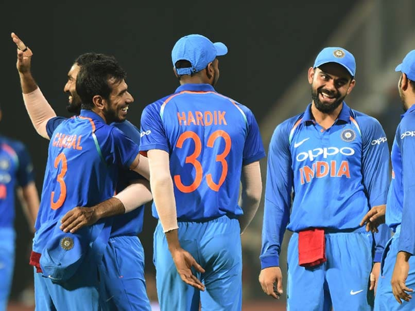 ICC ODI Rankings: India Aim To Overtake South Africa With Sri Lanka Whitewash