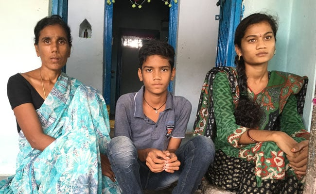 Death Brings Home Reality Of Indian Workers' Life In Gulf