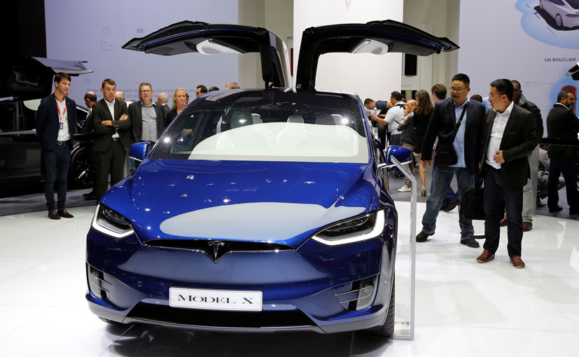 Tesla To Recall 11,000 Model X SUVs Due To Seat Issue
