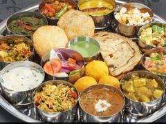Kesar da Dhaba, Serving The Best Punjabi Vegetarian Dishes Since 1916