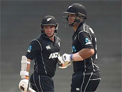 1st ODI: Tom Latham, Ross Taylor Overshadow Virat Kohli As New Zealand Win By 6 wkts