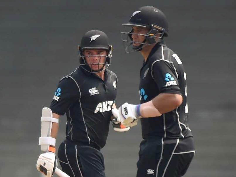 1st ODI: Tom Latham, Ross Taylor Overshadow Virat Kohli As New Zealand Win By 6 wkts
