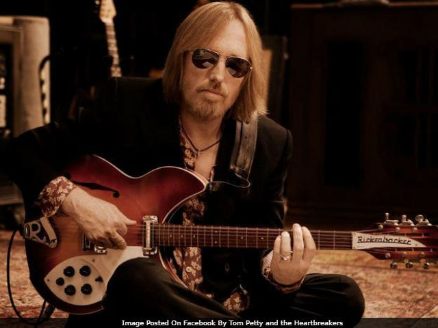 Rockstar Tom Petty Dies At 66