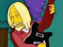 Tom Petty's Memorable <I>Simpsons</i> Appearance With Mick Jagger And Keith Richards