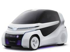 Toyota Showcases The Concept-i Ride Ahead Of Tokyo Motor Show