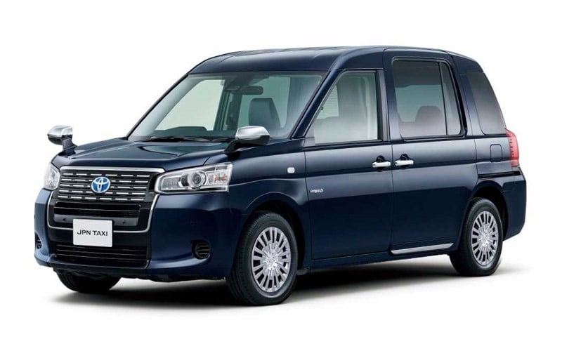 Toyota Unveils New LPG Taxi For Japan - NDTV CarAndBike