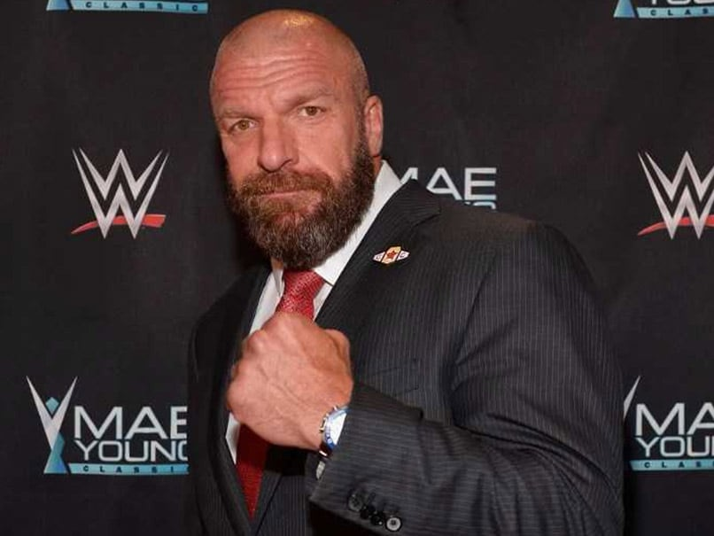 Watch: WWE Superstar Triple H Attempts Amitabh Bachchan