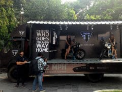 Triumph Motorcycles India Introduces Mobile Dealership