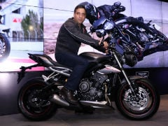 Triumph Street Triple RS Launched In India; Price Starts At Rs. 10.55 Lakh
