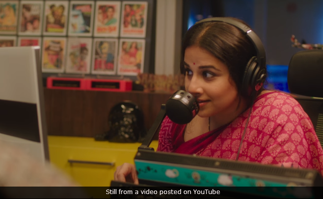 Tumhari Sulu Trailer: Vidya Balan Will Win Your Heart As Sari Waali Bhabhi