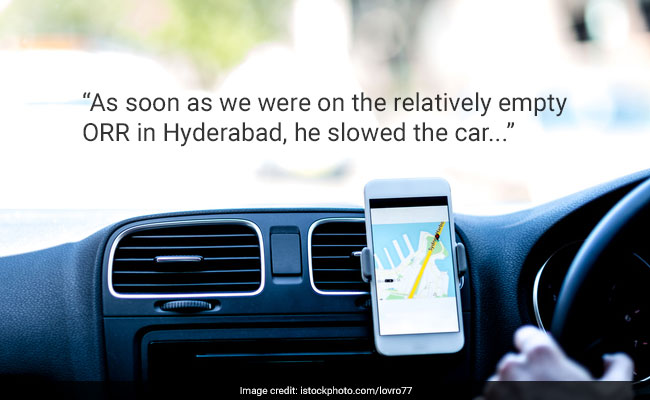 Woman Alleges Uber Driver Masturbated During Car Ride In Hyderabad