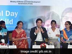 अंतर्राष्ट्रीय बालिका दिवस पर सचिन तेंदुलकर ने कहा, 'बेटियों को अनमोल समझना चाहिए'