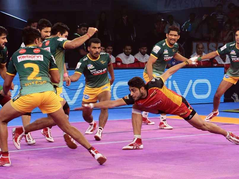 Pro Kabaddi League: Bengaluru Bulls Beat UP Yoddha, Puneri Paltan Edge Out Dabang Delhi