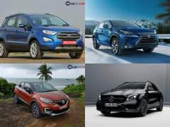 Upcoming Car Launches In November 2017