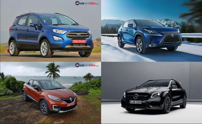November 2017 carries forward the festive spirit with new car launches