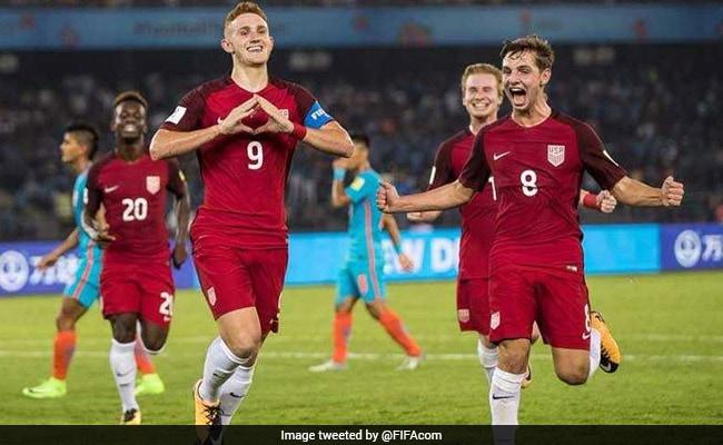 फीफा U17 वर्ल्डकप: पहले मैच में अमेरिका ने भारत को 3-0 से हराया