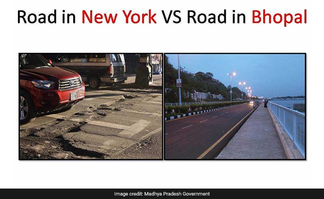 us vs mp roads