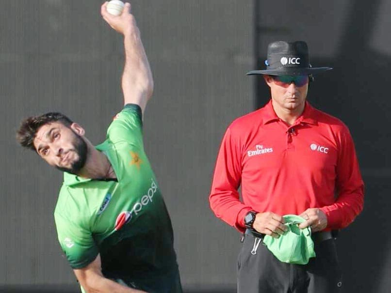 Usman Shinwari's Five-Wicket Haul Powers Pakistan To Series Whitewash Over Sri Lanka