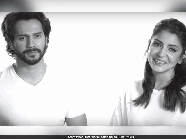 Gandhi Jayanti: Varun Dhawan, Anushka Sharma Pay Tribute With A Sui Dhaaga-Special Video