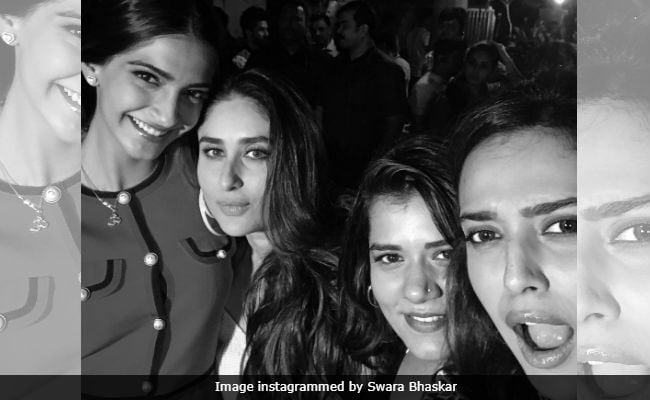 Sonam Kapoor Slams Gossip About Fight On Veere Di Wedding Sets: 'We Get Along And Have A Blast'