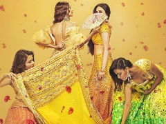 <I>Veere Di Wedding</I> First Poster: Sonam Kapoor, Kareena Kapoor And A Whole Lot Of <I>Shaadi</i> Bling