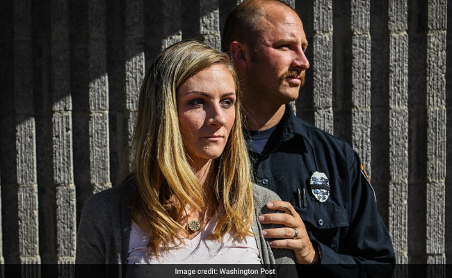 When Bullets Came Down In Las Vegas, He Told His Wife To Run. He Needed To Stay
